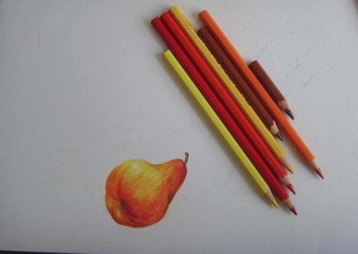 Как нарисовать натюрморт карандашом поэтапно, фото 3