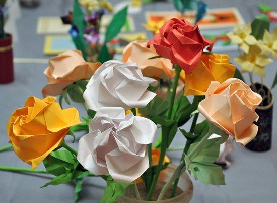 Троянди з паперу - фото 1