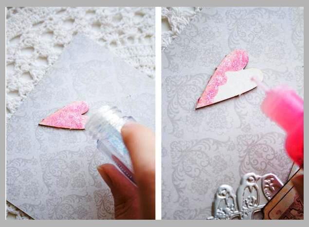 Валентинка своїми руками — подаруй любов!
