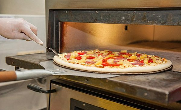 Запекание пиццы, фото 8