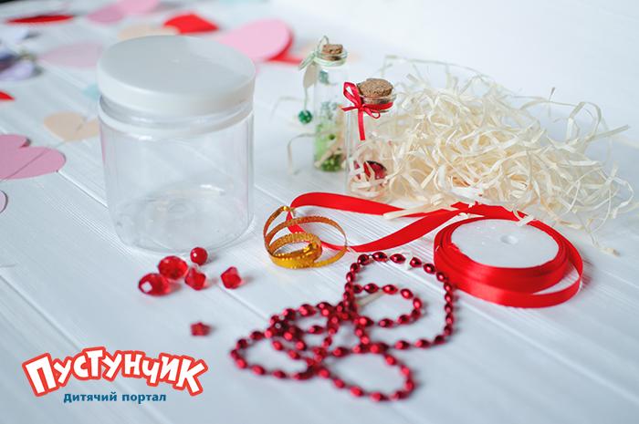 «Копилка чувств». Поделки на Святого Валентина
