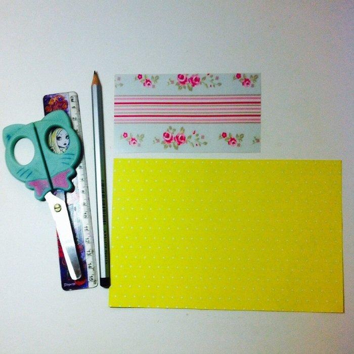 Скрапбукінг, майстер клас: листівка з днем народження своїми руками. Фото 4
