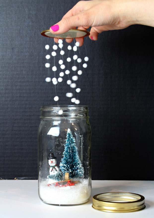 Снігова куля своїми руками, фото 19