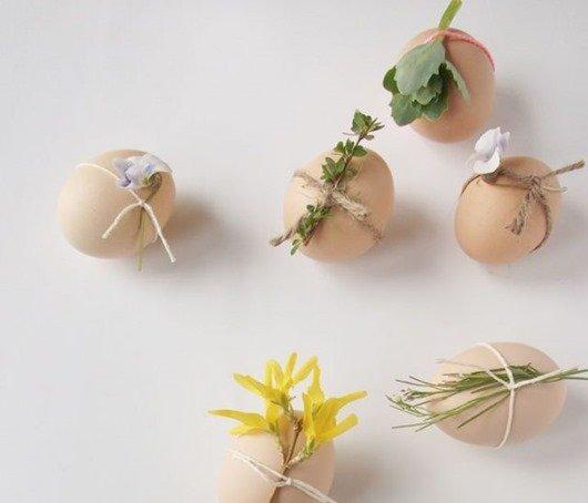 Пасхальные яйца по-хипстерски
