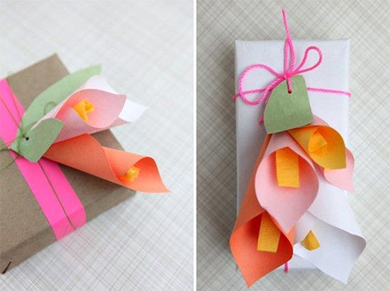 Бумажные цветы своими руками мастер класс - фото 3
