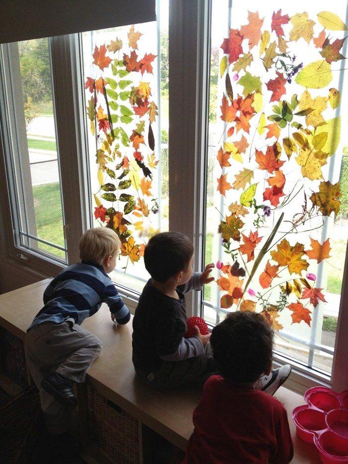 Ідеї осіннього оформлення дитсадка та школи