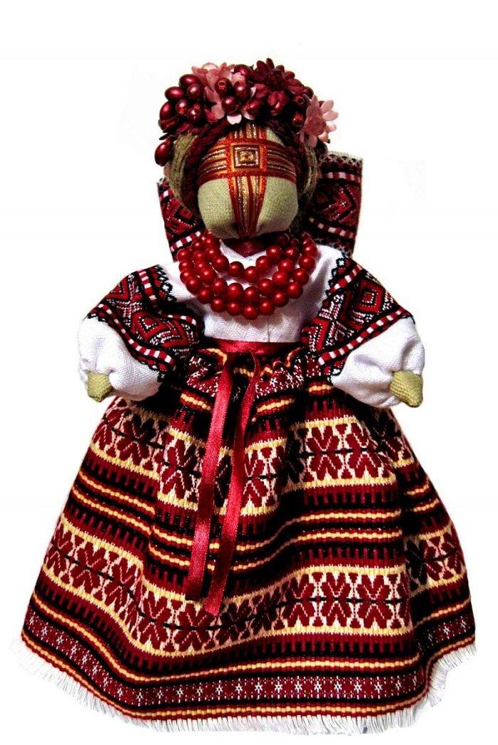 Лялька мотанка своїми руками фото
