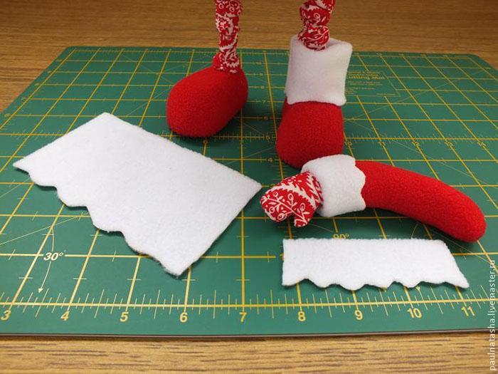 Дед Мороз своими руками, фото 17