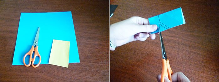 Як зробити міньйона своїми руками з паперу, фото 2