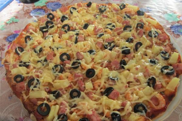 Рецепт итальянской пиццы, фото 10