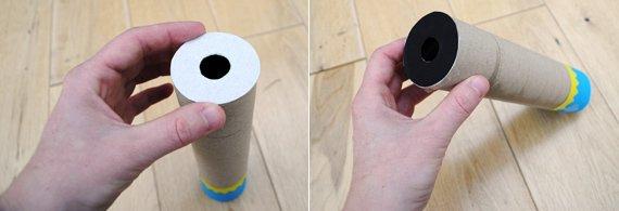 Як зробити калейдоскоп своїми руками - фото 6