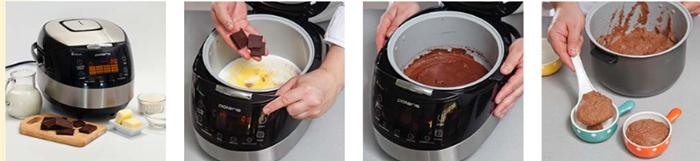 Корисні й смачні десерти в мультиварці, рецепт 1 - фото 2
