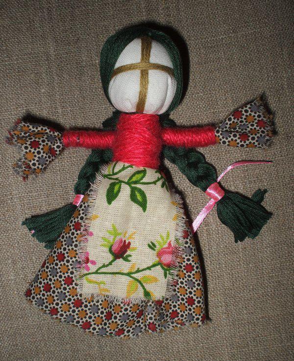 Кукла мотанка своими руками фото 13