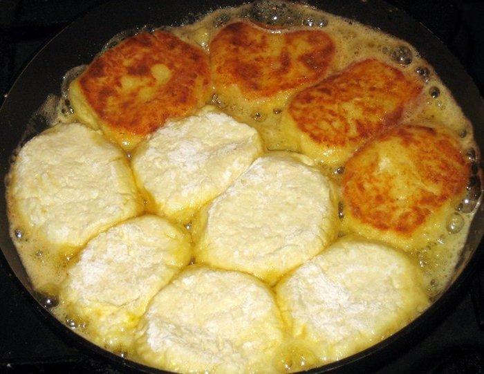 Рецепт сырников. Инструкция, фото 7