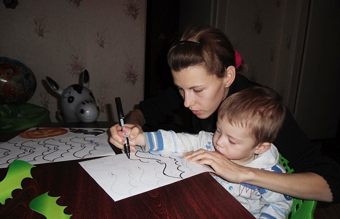 Дитячі прикраси на Хеловін своїми руками, фото 3