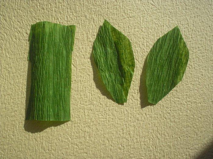 Букеты из гофрированной бумаги своими руками пошагово - фото 13