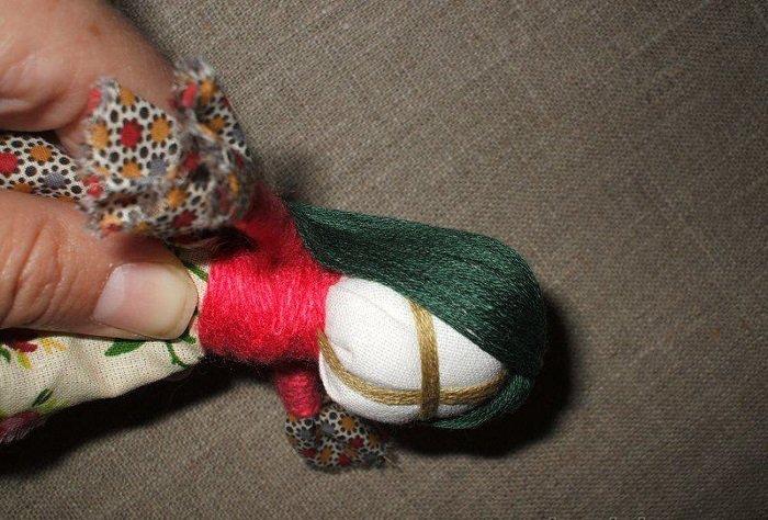 Лялька мотанка своїми руками фото 10
