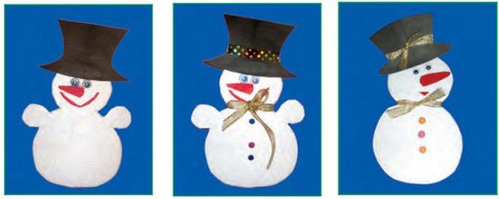 Робимо новорічні поробки з паперу, фото 9