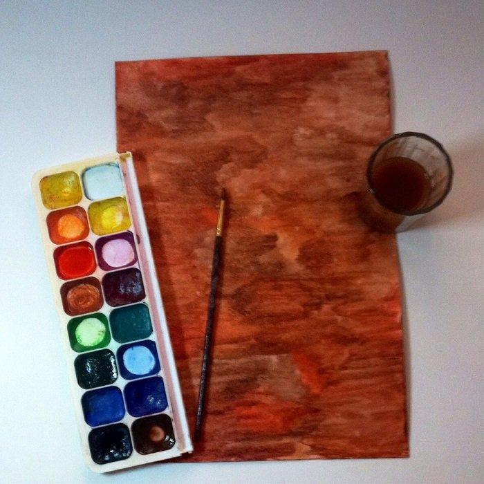 Скрапбукінг, майстер клас: листівка з днем народження своїми руками. Фото 2