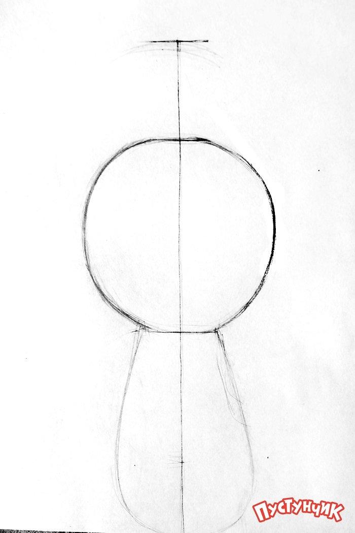 Как нарисовать пони Рарити, фото 2