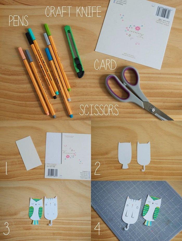 Креативні закладки для книг