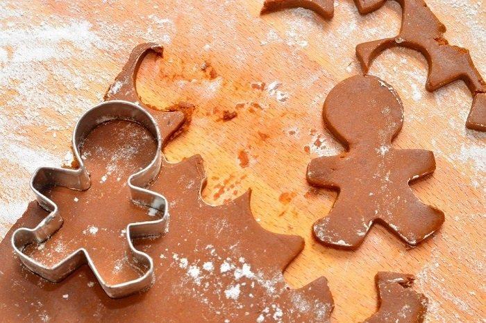 Рождественское печенье. Рецепт фото 6