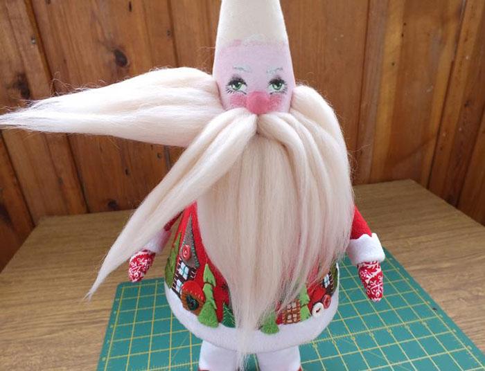 Дед Мороз своими руками, фото 21