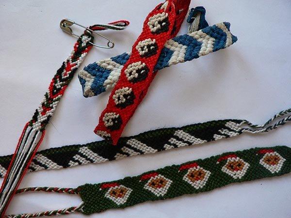 Как плести фенечки: способы плетения и интересные идеи