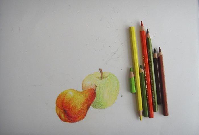 Як намалювати натюрморт олівцем, фото 4