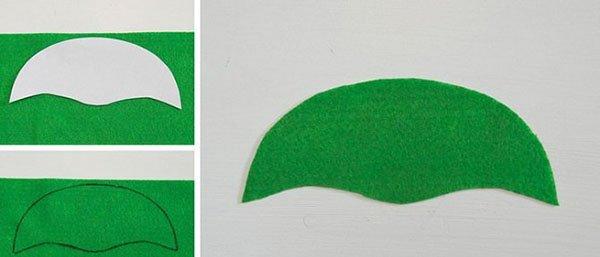 Как сделать маску черепашки-ниндзя, фото 4
