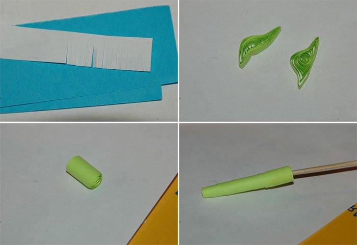Як робити вироби з квілінгу - фото 26