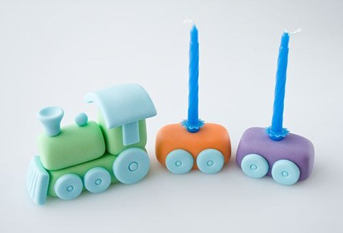 Поезд из пластилина - мастер-класс, фото 7