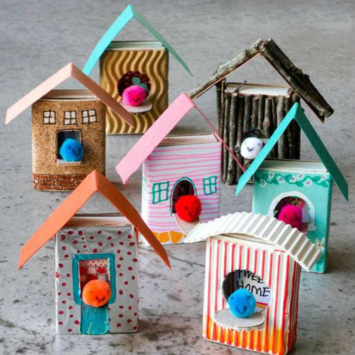 Поделки из спичечных коробков для детей 8 лет 8