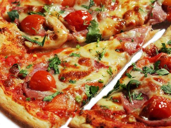 Итальянская пицца своими руками