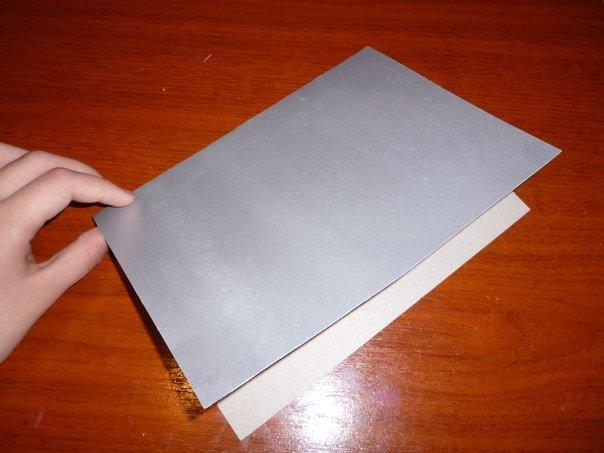Простая пасхальная открытка своими руками – мастер-класс, фото 3