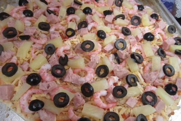 Рецепт итальянской пиццы, фото 9