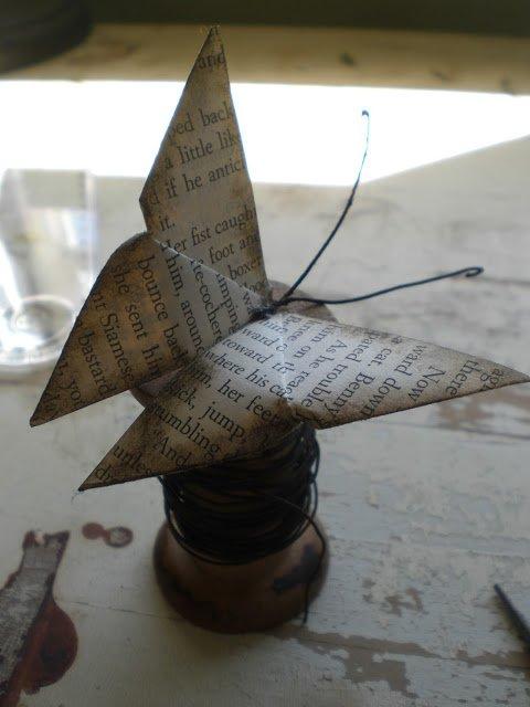Орігамі метелик