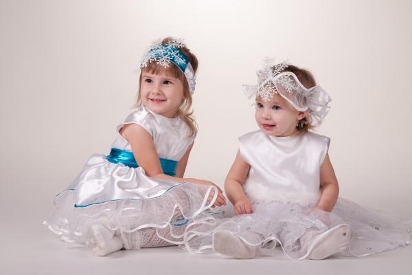 Новогодние костюмы для девочек, фото 3