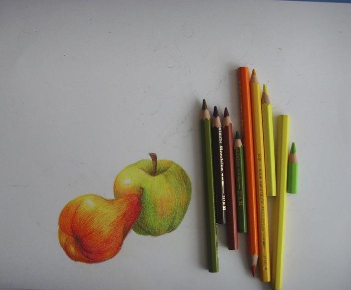 Як намалювати натюрморт олівцем, фото 5
