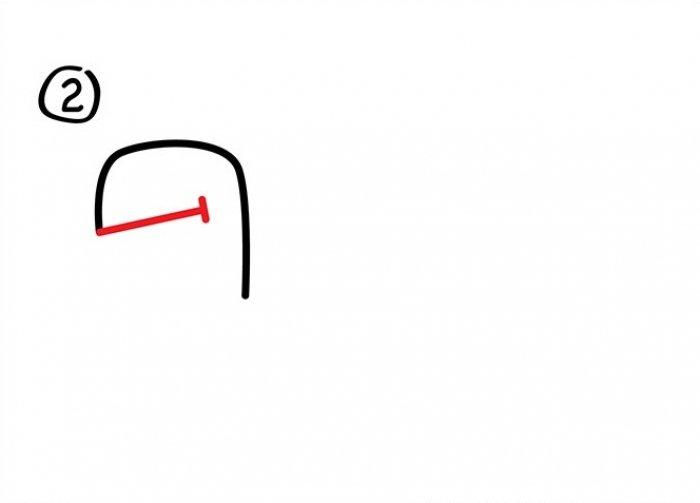 Как нарисовать черепаху карандашом поэтапно, фото 23