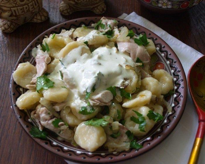 Казацкие блюда