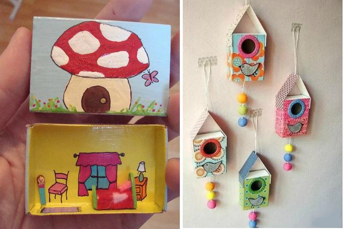 Поделки из спичечных коробков для детей 8 лет 78