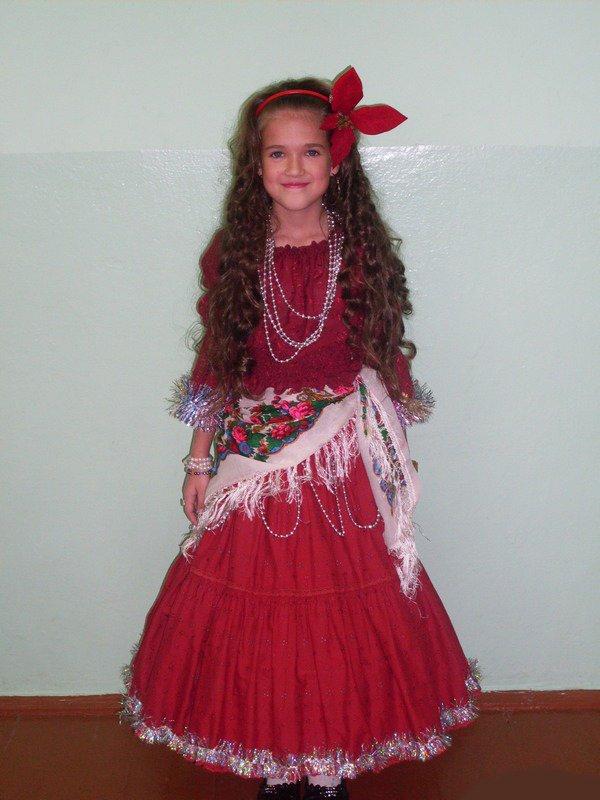 Новогодние костюмы для девочек, фото 5