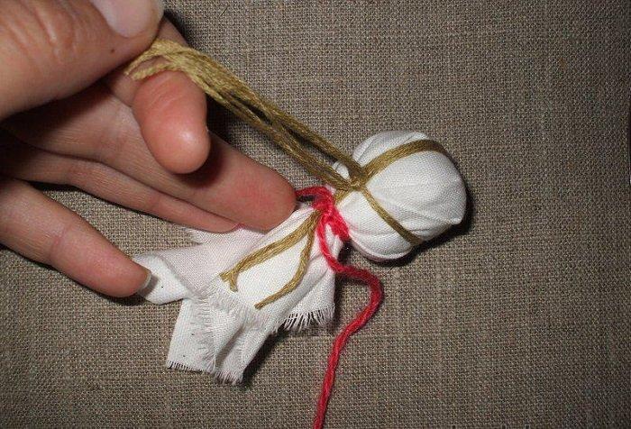 Лялька мотанка своїми руками фото 4