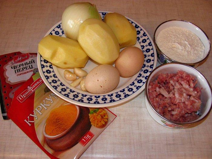 Рецепт дерунів з м'ясом, фото 1