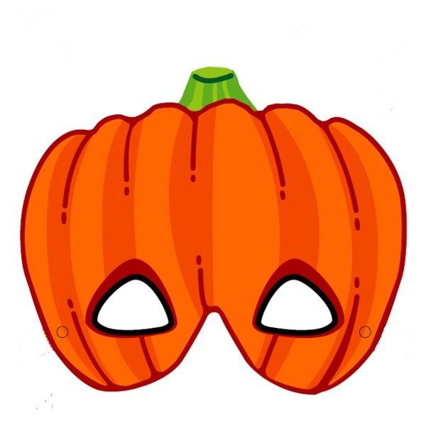 Маски на Хэллоуин своими руками, фото 11