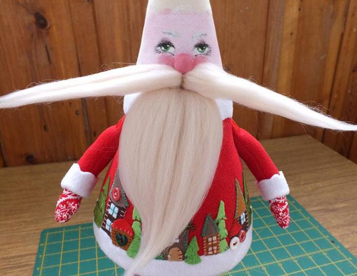 Дед Мороз своими руками, фото 20