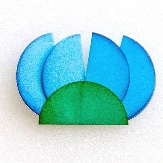 Квіти з кольорового паперу своїми руками - фото 6