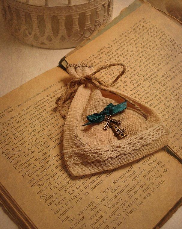 Выкройки подарочного мешочка 179
