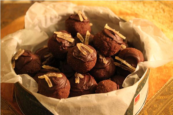 Пирожное «Картошка» пошаговый рецепт, шаг 9